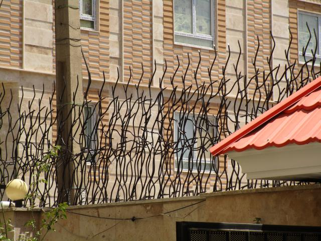 تراکم شاخ گوزنی