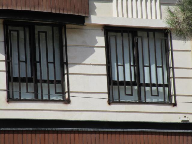 حفاظ پنجره مدل هزارتو